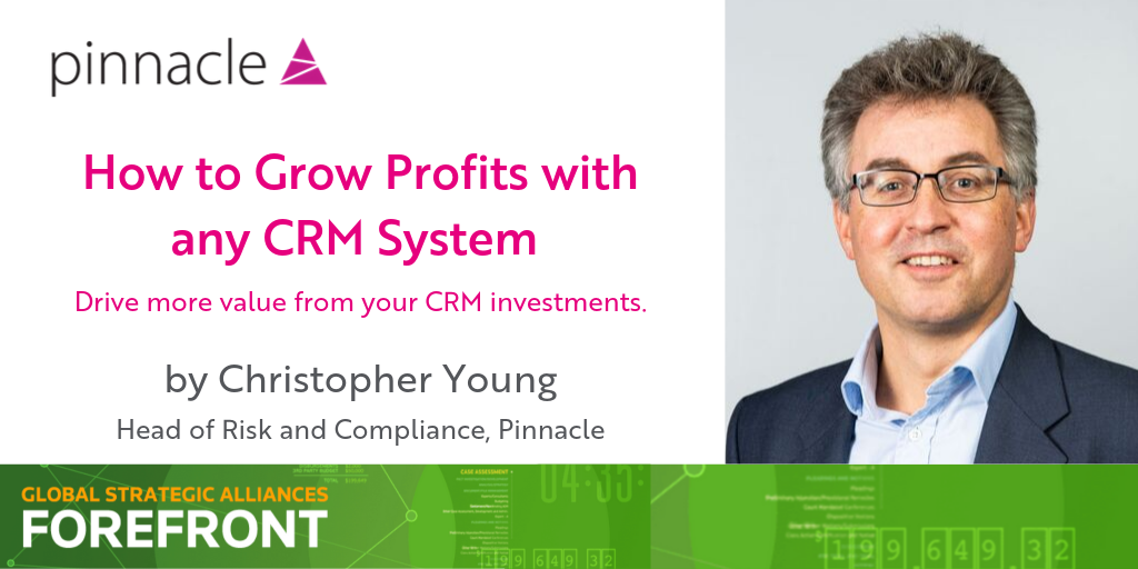 Christopher Young CRM Systems Forefront