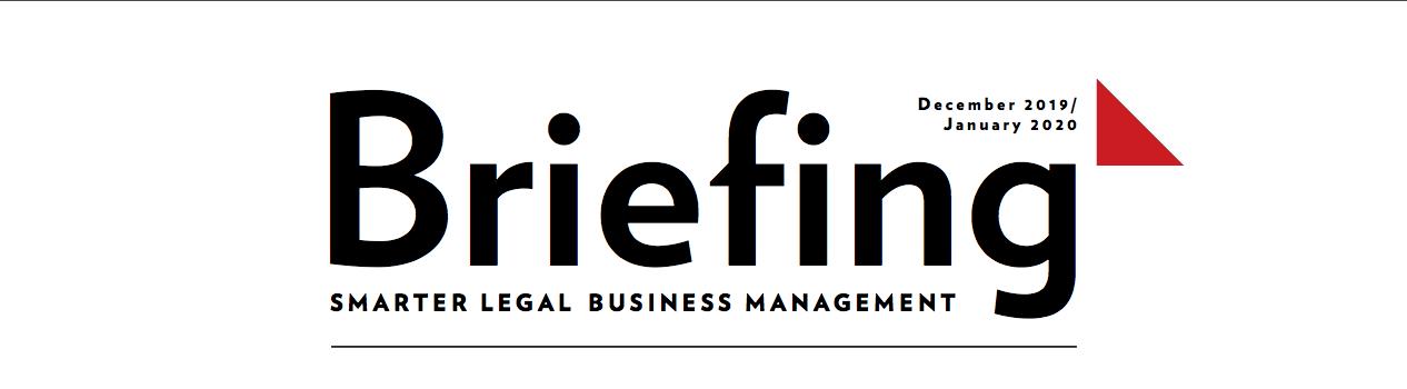 Briefing Magazine Dec 2019