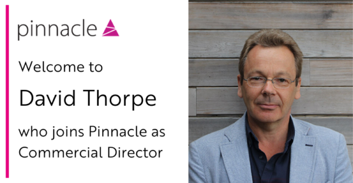 David Thorpe joins Pinnacle