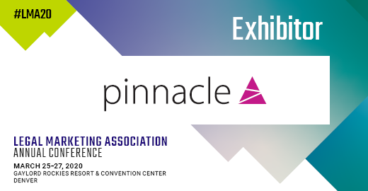 Pinnacle to attend LMA 2020 Denver