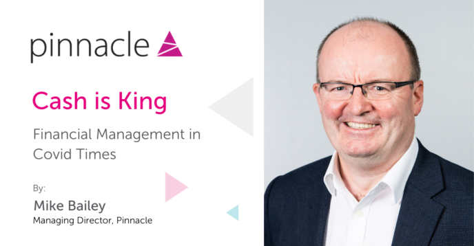 Cash is King - Financial management in Covid times