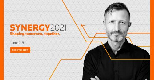 Thomson Reuters Synergy 2021 advert